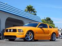 This 2007 Ford Mustang 2dr 2dr Coupe GT Premium