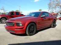 Options:  2007 Ford Mustang Gt Premium|Miles: