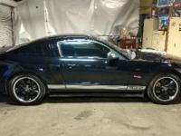 2007 Ford Mustang 4.6L V8 OHC 24V, ABS brakes,