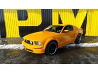 Accident Free Carfax history. Mustang GT Premium,