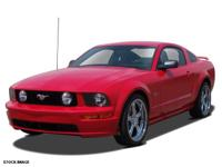 This 2007 Ford Mustang GT Deluxe is proudly offered by