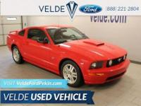 Exterior Color: torch red clearcoat, Body: Coupe,