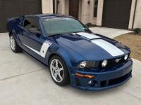 This Roush 427R for sale has only 10,585 actual miles