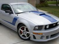 This 2007 Ford Mustang Roush 427R is one of 26 made in
