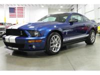 The legendary Carroll Shelby was an American legend and
