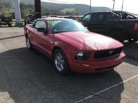2007 Ford Mustang 4.0L V6 SOHC NEW TOP.  RWD Serving