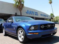 Options:  2007 Ford Mustang 2Dr Cpe
