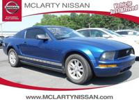 Detroit Muscle! Gasoline! 2007 Ford Mustang RWD.   Do