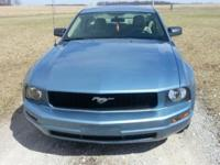 2007 Ford Horse 2DR Coupe, One Owner, Low Miles, Like