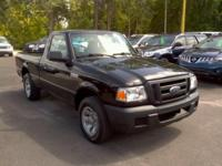 Options Included: N/A2007 Ford Ranger, 4 cylinder, 2WD,