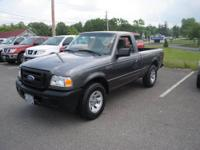 All the right ingredients! One-owner! This 2007 Ranger