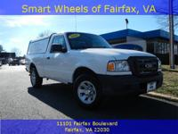 DONT MISS THIS ONE**  2007 FORD RANGER WITH CAMPER