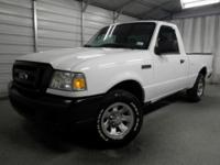 Exterior Color: white, Body: Regular Cab Pickup Truck,