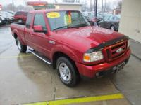 Options:  2007 Ford Ranger 2Wd Supercab Xlt