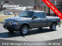 2007 Ford Ranger 150 POINT INSPECTION, IN THE HEART OF