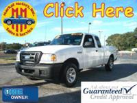 2007 Ford Ranger XLT, Super Cab, 4 Door, 4x2... Former