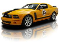 The biggest name in hot rod Mustangs for the past 20
