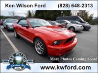 Exterior Color: torch red, Body: Convertible, Engine:
