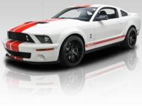 Carroll Shelby was his name and performance was his
