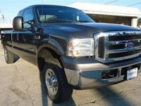 ONE OWNER!! SUPER DUTY Diesel, Sold as not actual