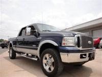 THIS 2007 FORD F-350 LARIAT JUST CAME IN. THIS 6.0L