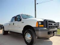 THIS 2007 FORD F350 JUST CAME IN. THIS FORD F350 HAS