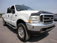 THIS 2007 FORD F-350 CREW CAB JUST CAME IN. THIS 6.0L