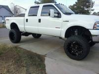 i looking to sell my 2007 superduty. its a 4x4 low
