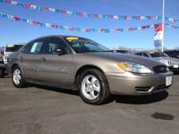 2007 Ford Taurus 4dr Car SE Our Location is: Hellman