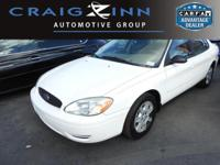 New Arrival! Priced below Market! Low miles for a 2007!