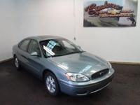 Options Included: N/A2007 FORD Taurus 4dr Sdn SEL