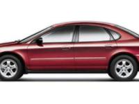 Options:  2007 Ford Taurus Sel|/|V6 3.0L