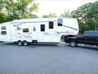 HUGE PRICE REDUCTION!!!!! 2007 Forest River 35L4QB ,