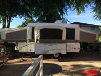 2007 Forest River Rockwood Premier M-2515G. This is a