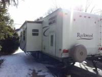2007 Forest River Rockwood Travel Trailer in Excellent