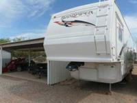 2007 Forest River Sandpiper Toy Hauler This Toy Hauler