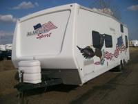 2007 All American Sport 281FB by Forest River Toy