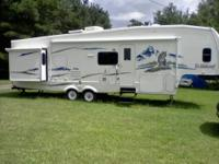 RV Type: Fifth Wheel Year: 2007 Make: Forest River