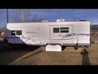 2007 Forest River Wildwood trailer- - This 2007