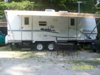 2007 Forest River Wildwood Considered to be fully self