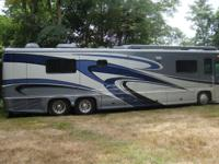 2007 Foretravel Nimbus, Engine: Diesel pusher
