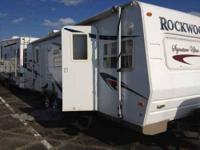 2007 Forrest River Rockwood Signature Ultra Travel