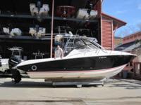 This TURN KEY READY 2007 Water fountain 33 Sportfish