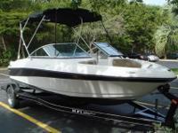 2007 Four Winns 180 Horizon Bow Rider w/ Mercury 3.0