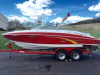 2007 Four Winns 240 Horizon. 2007 Four Winns 240