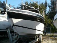 FOUR WINNS 318 2007 TWIN 350MAG, E80 RAYMARINE, RADAR,