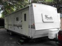 2007 Franklin M316GT Travel Trailer Two canopies,