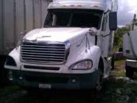 I have a freightliner tractor Im selling for parts. I
