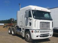 2007 Freightliner Argossy. This is a 2007 Freightliner