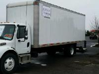 2007 Freightliner Business Class M2. Great business